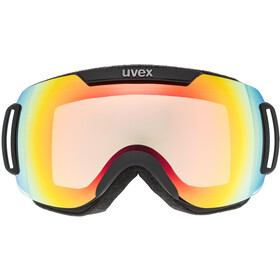 UVEX Downhill 2000 V Gafas, black mat/variomatic rainbow